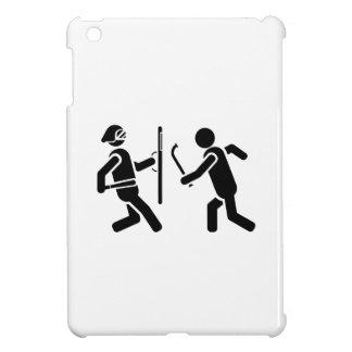 Caso del iPad del pictograma de la resistencia min