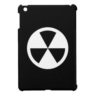 Caso del iPad del pictograma del refugio de polvil
