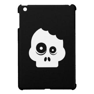 Caso del iPad del pictograma del zombi mini
