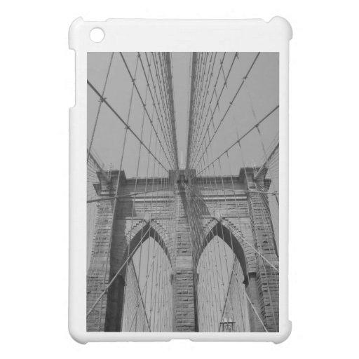 Caso del iPad del puente de Brooklyn