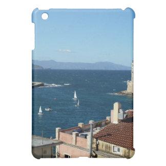 Caso del iPad del puerto de Chania Creta