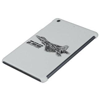 Caso del iPad del RAPAZ F-22 mini Funda Para iPad Mini Retina