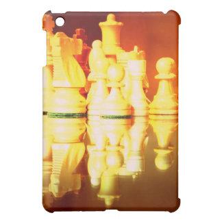 Caso del iPad del tablero de ajedrez