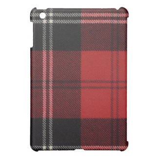 Caso del iPad del tartán de Ramsay del clan