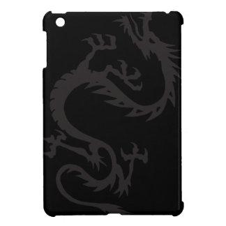 Caso del iPad del tatuaje del dragón mini