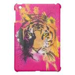 Caso del iPad del tigre de la pintada