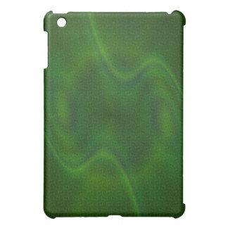 Caso del iPad del verde esmeralda