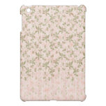 caso del iPad - floral rosado del modelo