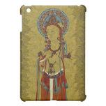 caso del iPad - fondo de la hoja de arce de Buda d