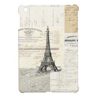 Caso del iPad francés de París del vintage mini iPad Mini Funda