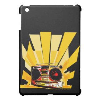Caso del iPad gráfico de Boombox mini iPad Mini Funda
