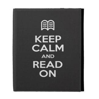 caso del iPad - guarde la calma y siga leyendo