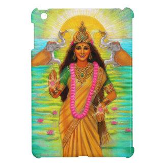 Caso del iPad hindú de la diosa de Lakshmi mini