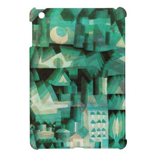 Caso del iPad ideal de la ciudad de Paul Klee mini iPad Mini Cobertura