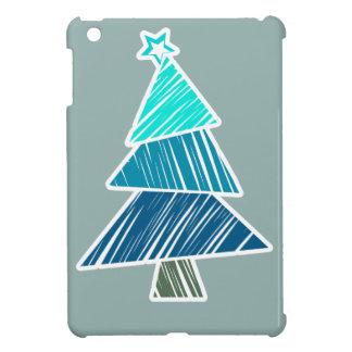 Caso del iPad incompleto del árbol de navidad de l iPad Mini Carcasas