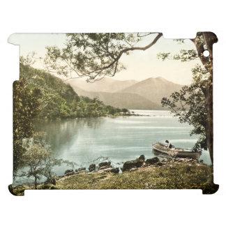 Caso del iPad irlandés pacífico del lago Kerry y d