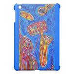 caso del iPad - jazz azul fresco