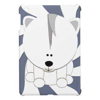 Caso del iPad listo de Cub del oso polar mini