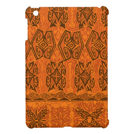 Caso del iPad primitivo hawaiano del Tapa de la