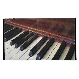 caso del iPad que ofrece el piano hermoso