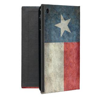 Caso del iPad retro del vintage de la bandera del iPad Mini Funda