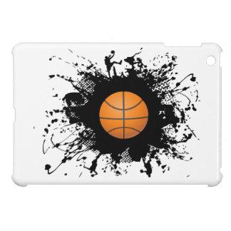 Caso del iPad urbano del estilo del baloncesto