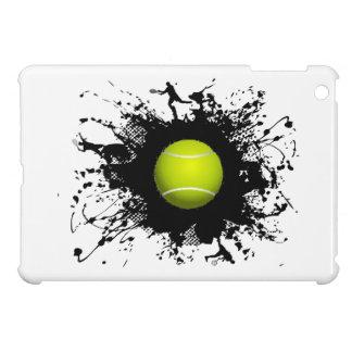 Caso del iPad urbano del estilo del tenis mini