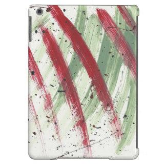 Caso del iPadAir del arte de la pintura de Abstrac