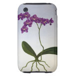 Caso del iPhone 3/3GS de la orquídea Tough iPhone 3 Coberturas