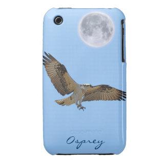 Caso del iPhone 3/3GS del vuelo Osprey (halcón de  iPhone 3 Cobreturas
