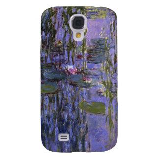 caso del iPhone 3 - agua Lillies