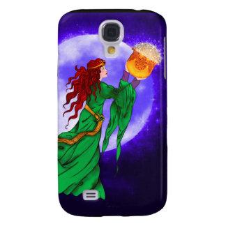 Caso del iPhone 3 de Cerridwen de la diosa