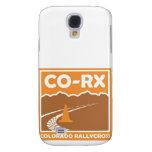 Caso del iPhone 3 de CO-RX