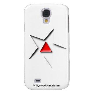 Caso del iPhone 3 de Hollywood Triangle.net Funda Para Galaxy S4