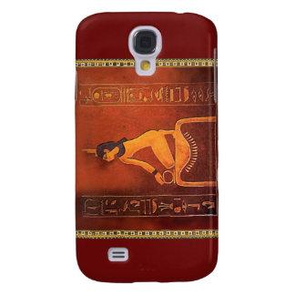 Caso del iPhone 3 de ISIS de la diosa Funda Para Galaxy S4