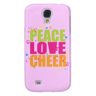 Caso del iPhone 3 de la alegría del amor de la paz