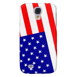 Caso del iphone 3 de la bandera americana funda samsung s4