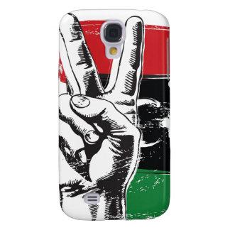Caso del iPhone 3 de la bandera de la paz de Libia
