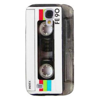 Caso del iPhone 3 de la cinta de casete Funda Para Samsung Galaxy S4