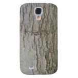 Caso del iPhone 3 de la corteza de árbol