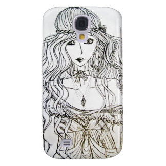 caso del iphone 3 de la diosa