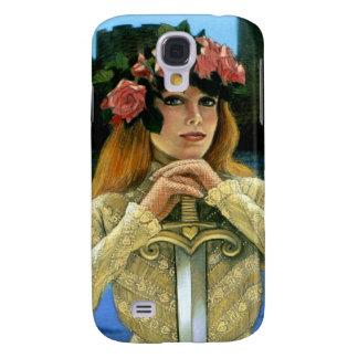 Caso del iPhone 3 de la fantasía, señora céltica S