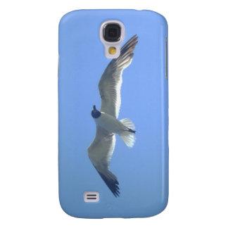 Caso del iPhone 3 de la gaviota en vuelo
