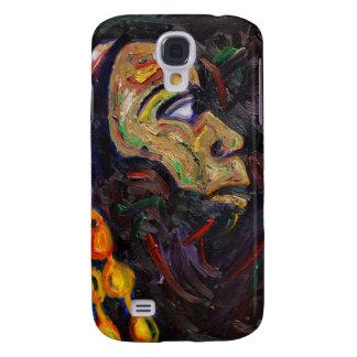 Caso del iPhone 3 de la pintura al óleo de Nina