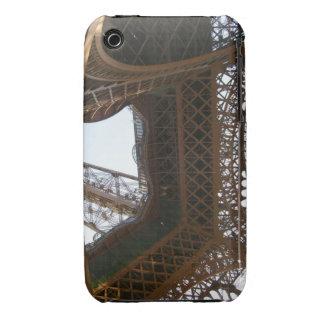 Caso del iPhone 3 de la torre Eiffel iPhone 3 Case-Mate Funda
