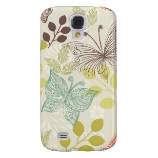caso del iphone 3 de las mariposas del doodle