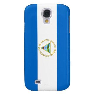 caso del iPhone 3 de Nicaragua Funda Para Galaxy S4