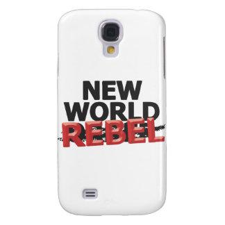 Caso del iPhone 3 de NWORebel Funda Para Galaxy S4