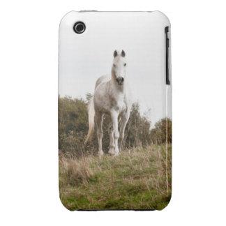 Caso del iPhone 3 del caballo blanco Case-Mate iPhone 3 Protector