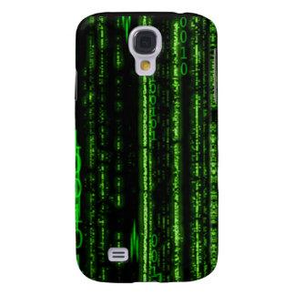 Caso del iPhone 3 del código binario